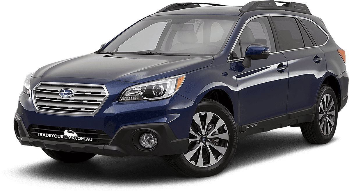 Subaru Outback - Cash For Cars - Trade Your Car