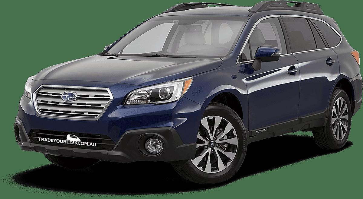 Subaru Outback - Cash For Cars - Trade Your Car